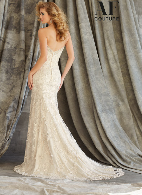 1343 (back) gown from the 2015 Mori Lee: AF Couture collection, as seen on dressfinder.ca