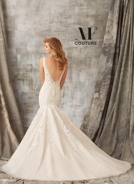 1345 (back) gown from the 2015 Mori Lee: AF Couture collection, as seen on dressfinder.ca