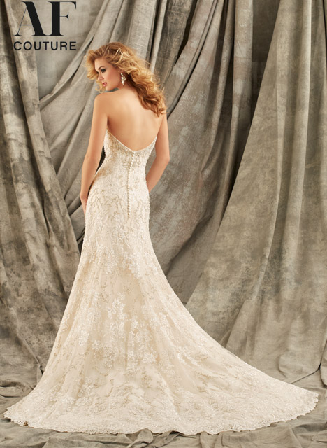 1346 (back) gown from the 2015 Mori Lee: AF Couture collection, as seen on dressfinder.ca
