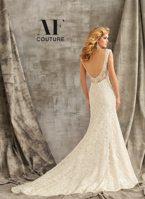 1347 (back) gown from the 2015 Mori Lee: AF Couture collection, as seen on dressfinder.ca