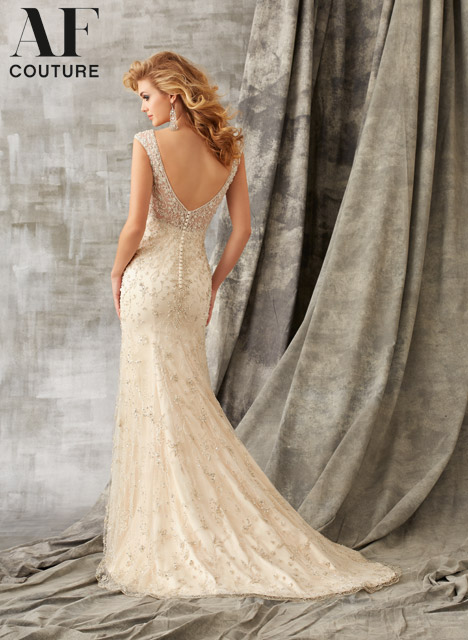 1348 (back) gown from the 2015 Mori Lee: AF Couture collection, as seen on dressfinder.ca