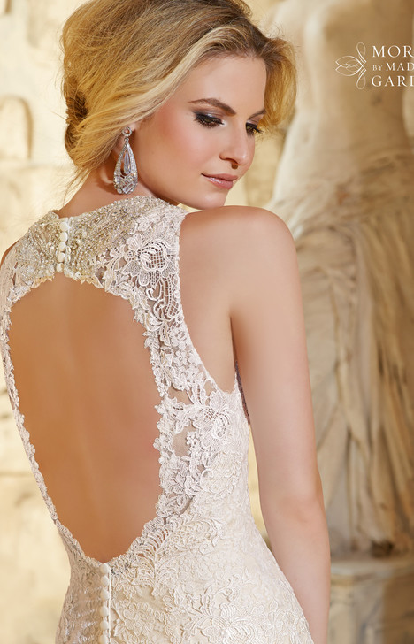 2786 (2) gown from the 2015 Mori Lee: Bridal collection, as seen on dressfinder.ca