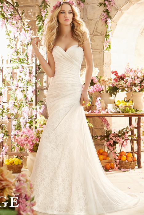 6802 gown from the 2015 Mori Lee: Voyage collection, as seen on dressfinder.ca