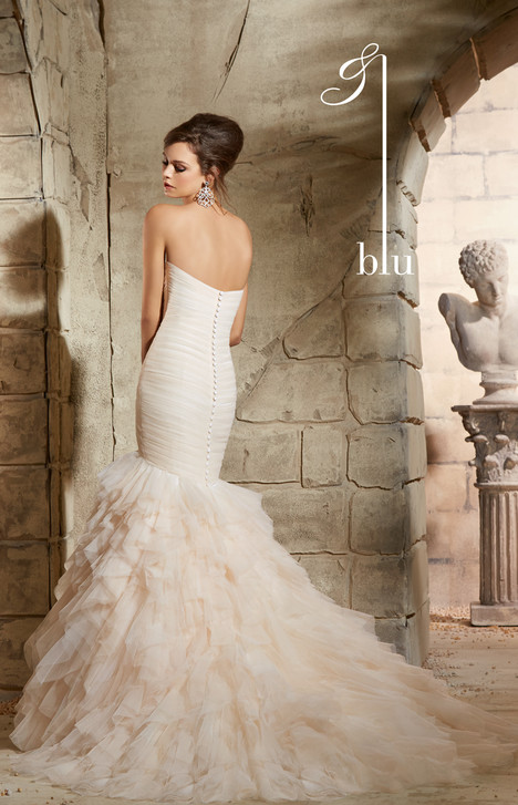 gown from the 2015 Morilee Blu collection, as seen on dressfinder.ca