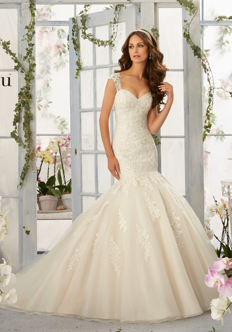 5407 gown from the 2016 Mori Lee: Blu collection, as seen on dressfinder.ca