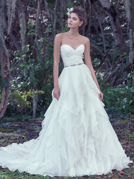 Auburn gown from the 2016 Maggie Sottero collection, as seen on dressfinder.ca
