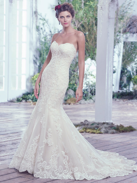 Valerie (2) gown from the 2016 Maggie Sottero collection, as seen on dressfinder.ca