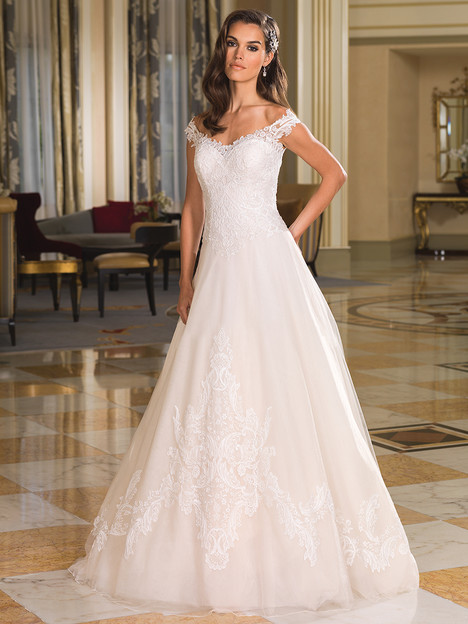 8854 gown from the 2016 Justin Alexander collection, as seen on dressfinder.ca