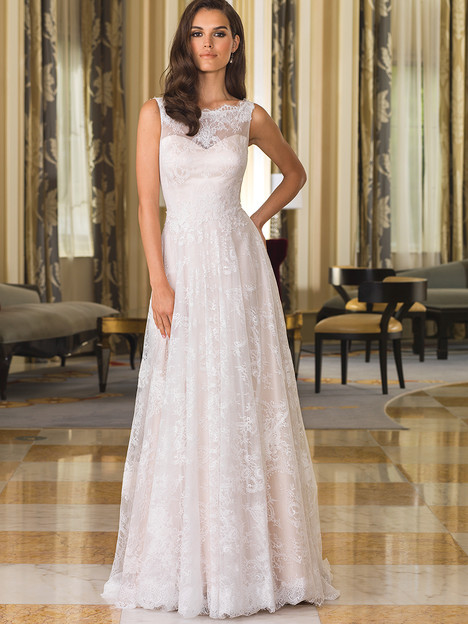 8857 gown from the 2016 Justin Alexander collection, as seen on dressfinder.ca