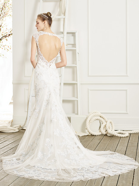 BL208 Jubilee (back) gown from the 2016 Beloved By Casablanca collection, as seen on dressfinder.ca