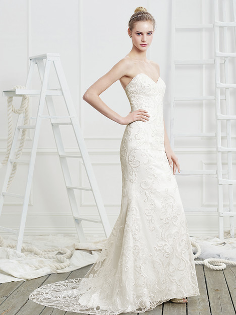 BL212 Radiance gown from the 2016 Beloved By Casablanca collection, as seen on dressfinder.ca