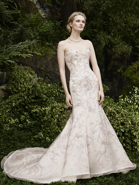 2246 Rosemary gown from the 2016 Casablanca Bridal collection, as seen on dressfinder.ca