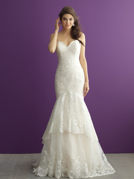 2958 gown from the 2016 Allure Romance collection, as seen on dressfinder.ca