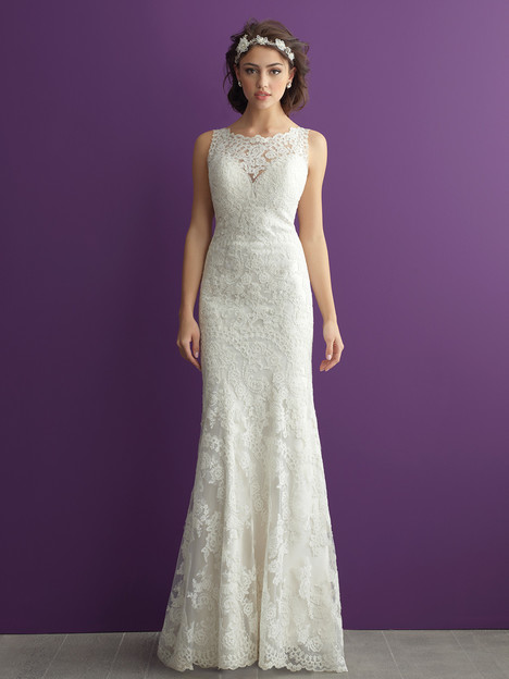 2960 gown from the 2016 Allure Romance collection, as seen on dressfinder.ca