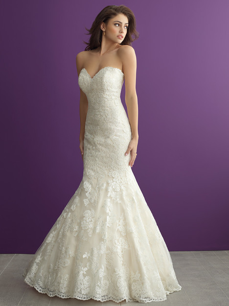 2965 gown from the 2016 Allure Romance collection, as seen on dressfinder.ca