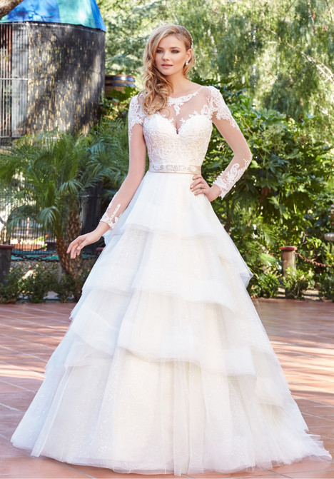 Paola gown from the 2017 KittyChen Ivoire collection, as seen on dressfinder.ca