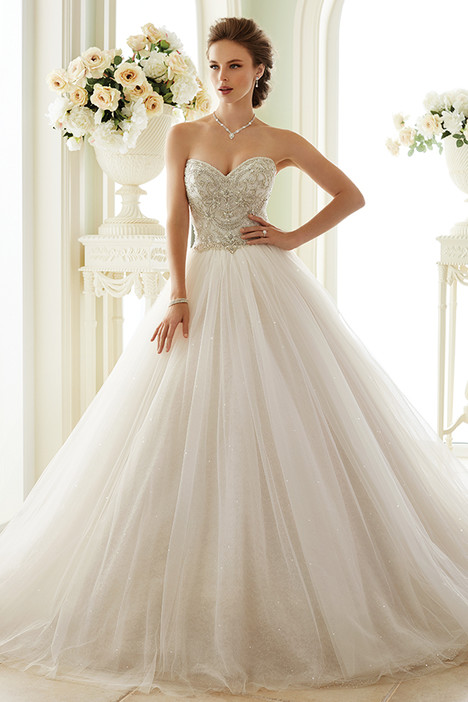 Novella (Y21663) gown from the 2016 Sophia Tolli collection, as seen on dressfinder.ca