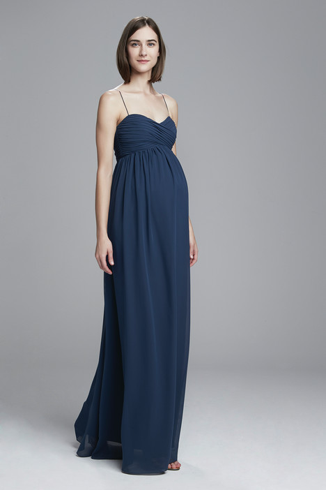 Janan (french-blue) gown from the 2017 Amsale : Bridesmaids collection, as seen on dressfinder.ca