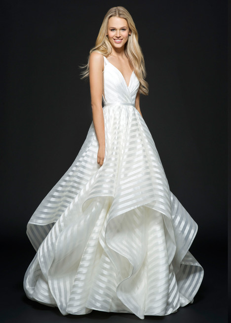 Decklyn (#6661) gown from the 2016 Hayley Paige collection, as seen on dressfinder.ca