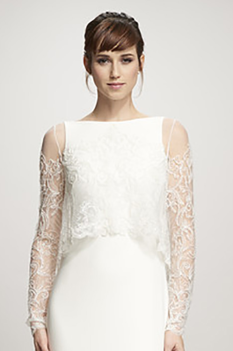890301 (top) gown from the 2016 Theia White Collection collection, as seen on dressfinder.ca