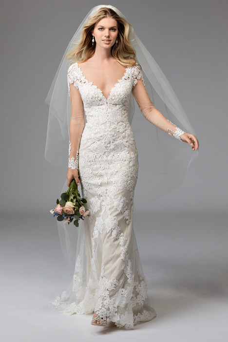 17764 gown from the 2016 Wtoo Brides collection, as seen on dressfinder.ca
