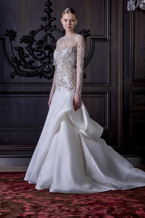 Sapphire Wedding Dress By Monique Lhuillier Dressfinder