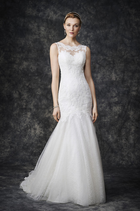 GA2268 gown from the 2016 Ella Rosa : Gallery collection, as seen on dressfinder.ca