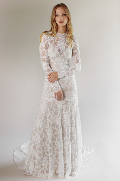 Beverly Wedding Dress By Claire Pettibone Couture The Dressfinder Canada