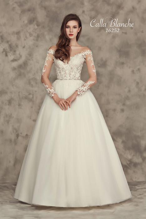 16252 wedding dress by calla blanche dressfinder for Discount wedding dresses near me