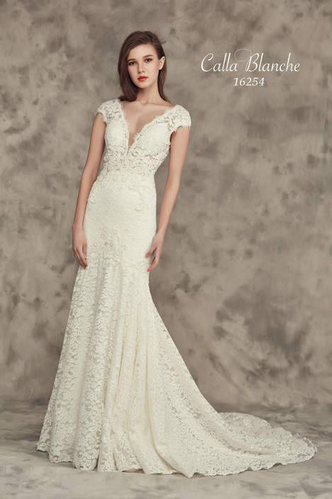 16254 gown from the 2016 Calla Blanche collection, as seen on dressfinder.ca
