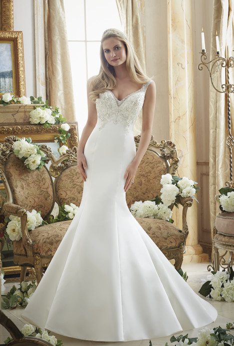 2893 gown from the 2016 Morilee Bridal collection, as seen on dressfinder.ca