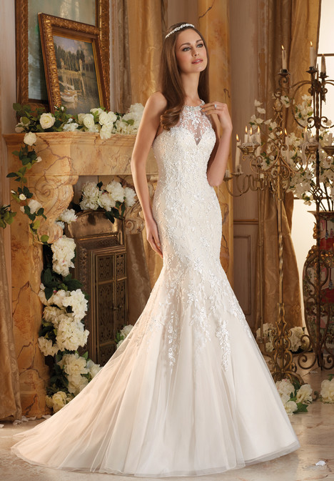 5462 gown from the 2016 Mori Lee: Blu collection, as seen on dressfinder.ca