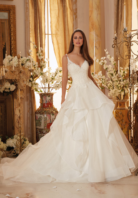 5465 gown from the 2016 Mori Lee: Blu collection, as seen on dressfinder.ca