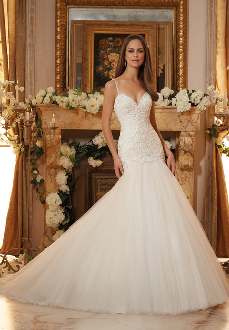 gown from the 2016 Morilee Blu collection, as seen on dressfinder.ca