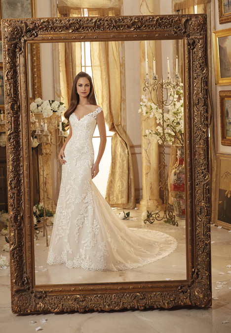 5471 gown from the 2016 Mori Lee: Blu collection, as seen on dressfinder.ca