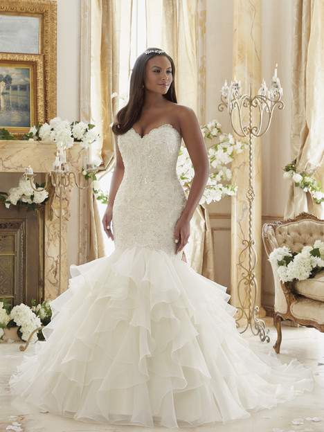 3201-0031 gown from the 2016 Mori Lee: Julietta collection, as seen on dressfinder.ca