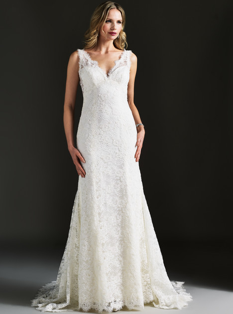 Genesis gown from the 2016 Caroline Castigliano collection, as seen on dressfinder.ca