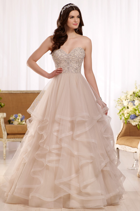 D2169 gown from the 2016 Essense of Australia collection, as seen on dressfinder.ca