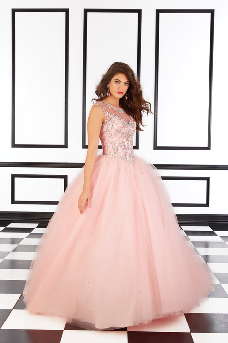98613 Light Pink Prom Dress By Mori Lee Prom Dressfinder
