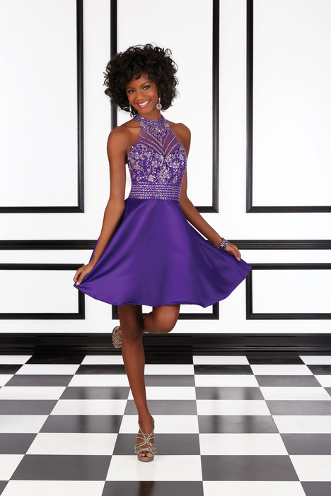 e3bd81b3480 9427 (purple) gown from the 2016 Mori Lee   Sticks and Stones collection