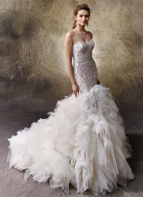 Lisa gown from the 2017 Enzoani collection, as seen on dressfinder.ca