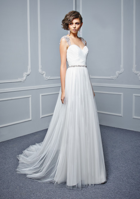 Bt17 16 Wedding Dress By Enzoani Beautiful Bridal Dressfinder