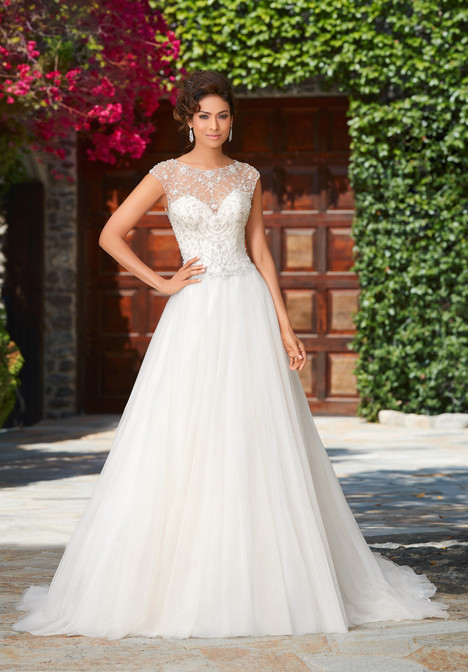Fatima (H1738) gown from the 2017 KittyChen collection, as seen on dressfinder.ca