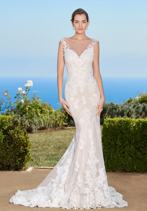 Mallory (H1729) gown from the 2017 KittyChen collection, as seen on dressfinder.ca