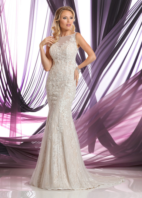 50385 gown from the 2016 DaVinci collection, as seen on dressfinder.ca