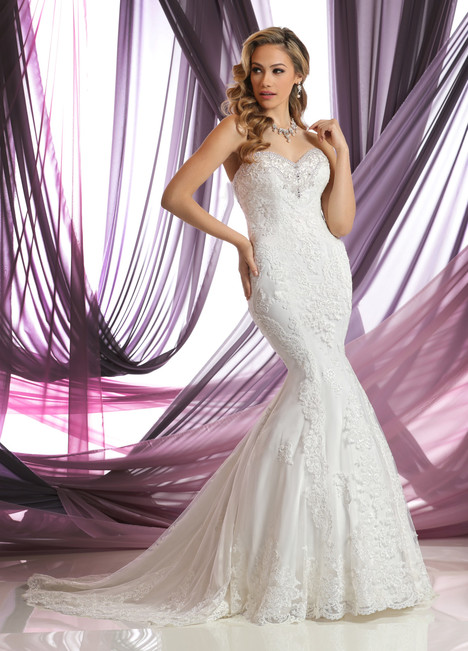 50386 gown from the 2016 DaVinci collection, as seen on dressfinder.ca