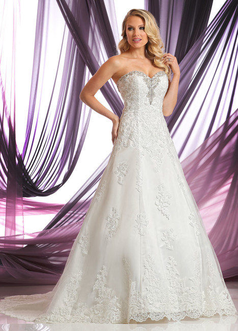 50389 gown from the 2016 DaVinci collection, as seen on dressfinder.ca