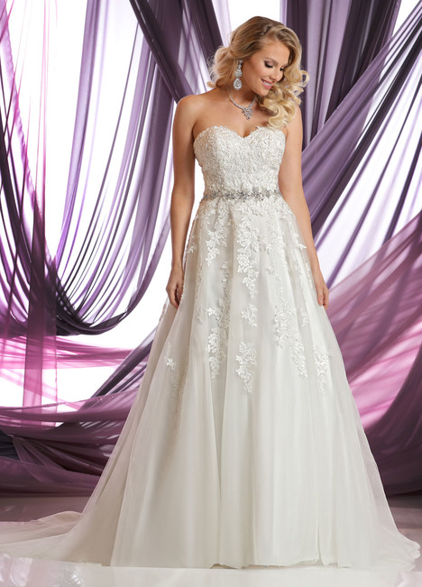 50390 gown from the 2016 DaVinci collection, as seen on dressfinder.ca
