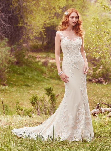 wedding ideas for bride quot kent quot wedding dress by maggie sottero dressfinder 27880