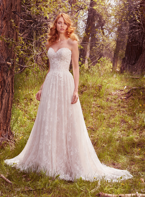 Rylie gown from the 2017 Maggie Sottero collection, as seen on dressfinder.ca